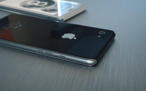 iPhone8或将配备曲面屏+磁力接口