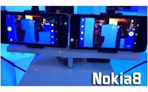 Nokia8搭载超高配置强势回归