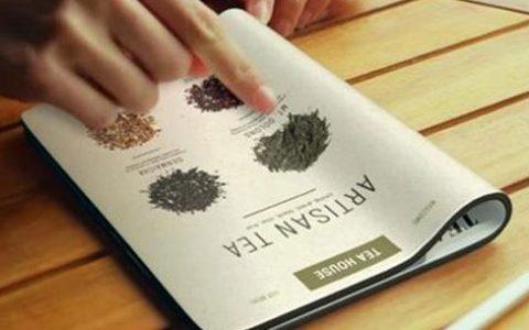电子墨水屏开启无纸化时代
