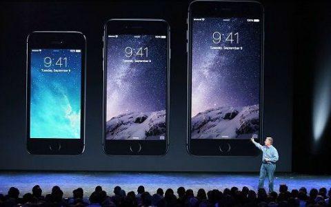 iPhone9的屏幕变为5.28寸和6.46寸