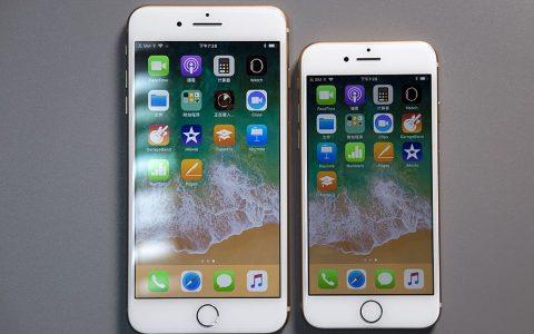 iPhone 8上市一个月就沦为iPhone X的过渡机