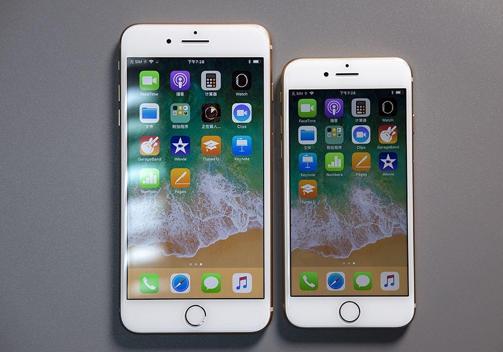 iPhone 8 上市一个月就沦为 iPhone X 的过渡机