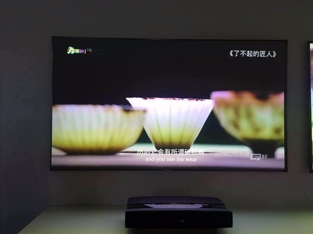 液晶电视战现在 激光电视战未来