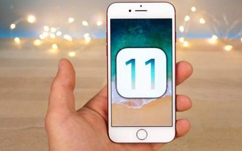 IOS11是问题最多的一个版本