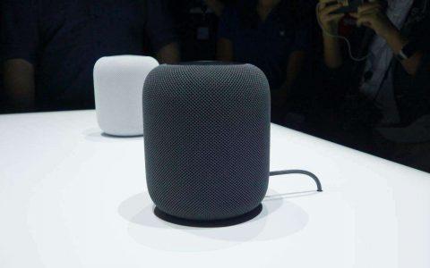 苹果HomePod智能音箱年前开售 没有中国