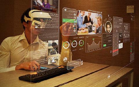 简单区别 VR、AR、MR 三者的不同