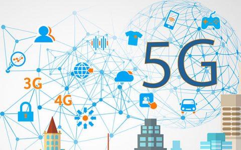 中国5G基站数是美国10倍