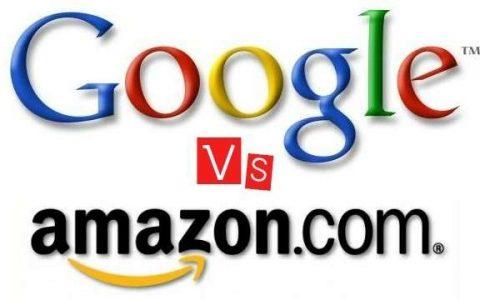 谷歌和亚马逊终于上演封杀战